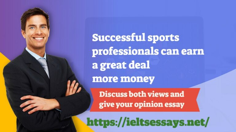 Successful sports professionals can earn a great deal more money