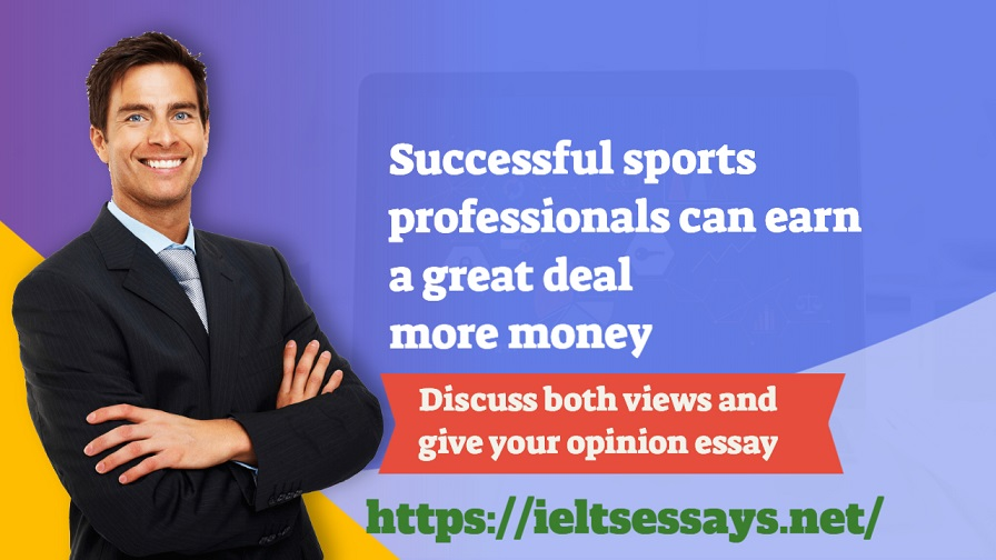 ielts essays on sports